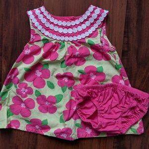 Gymboree baby girl summer dress